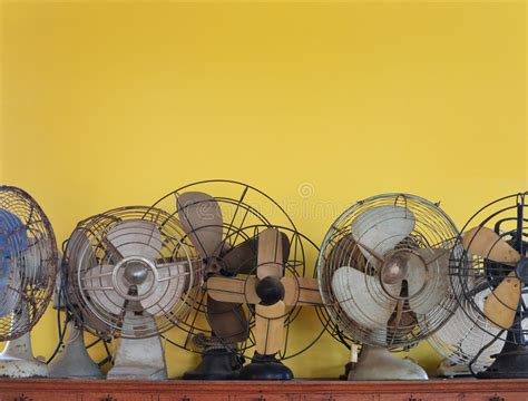 old fashioned electric fan antique electric fans royalty free stock images image