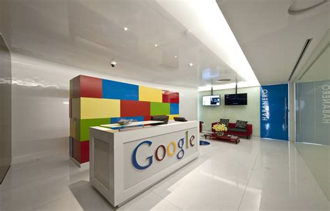 Office Design Concepts by Inspiring Design Concept For Google Office In Mexico