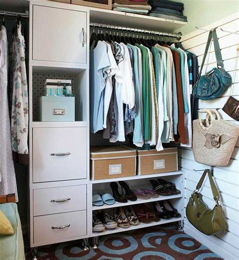 Closet Organizing Solutions by 33 Storage Ideas To Organize Your Closet And Decorate With