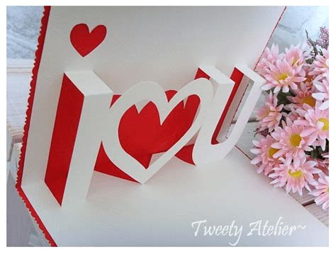 pop up card tutorial pop up card tutorial valentines day paper kawaii