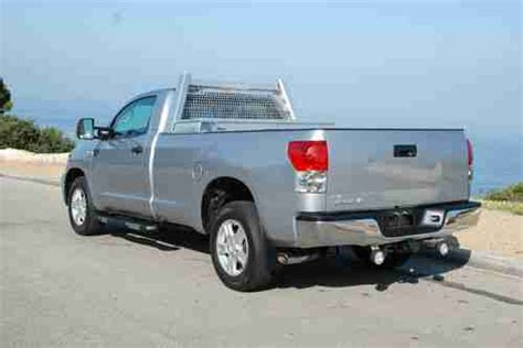 toyota tundra single cab bed purchase used 2008 tundra single cab bed with 19 000