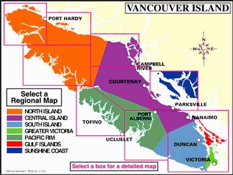 map of vancouver island map of vancouver island regions vancouver island news