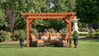 patio pergola swing patiopergolaswing cedar pergola with sturdy beams for patio shade