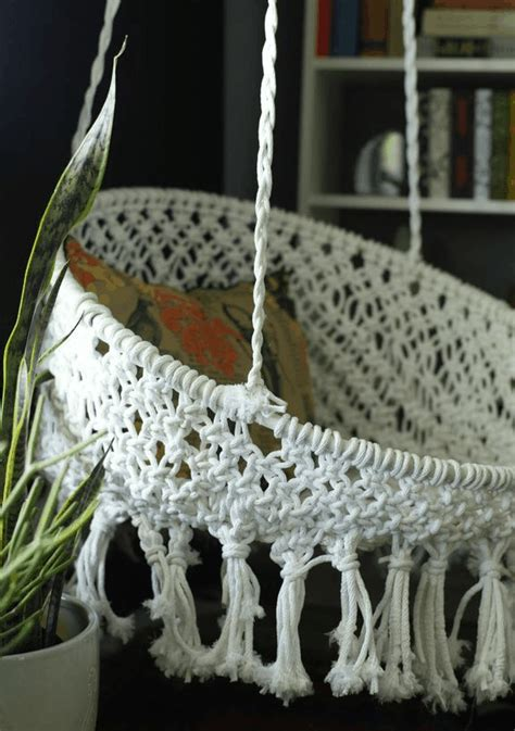 Top 10 DIY Hanging Chairs Projects To Try This Spring Wooden Simple Sofa Chair