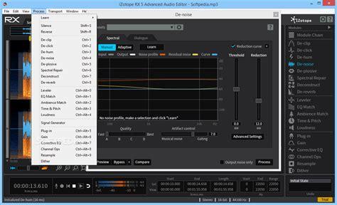 Izotope Rx 5 Advanced izotope rx advanced audio editor