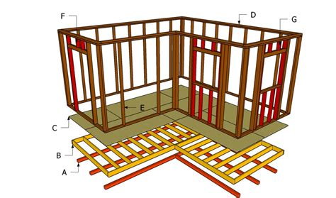 building a workshop how to build a workshop howtospecialist how to build step by step diy plans