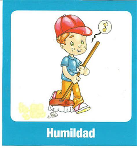 imagenes animadas sobre los valores dibujos para colorear sobre la humildad imagui