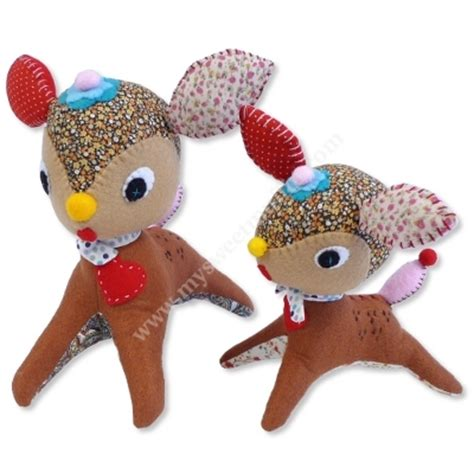 Handmade Childrens Toys - nook nook toys from thailand handmade stuffed animals