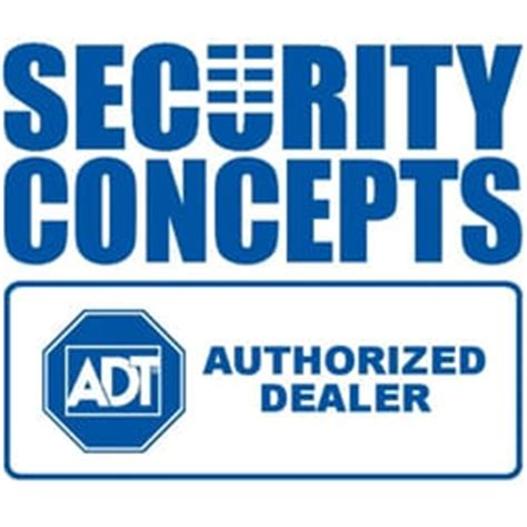 adt dealer home security concepts security systems