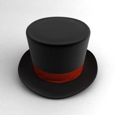 Magician Hat 3d model of magic hat magician