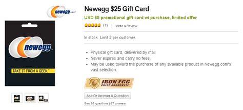 New Egg Gift Cards - newegg ways to save money when shopping
