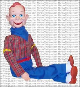 Cool howdy doody standard upgrade ventriloquist dummy doll for sale