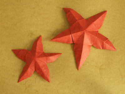 How To Make An Origami Starfish - starfish nmlc mmb