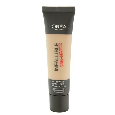 L Oreal Infallible Matte Foundation l oreal infallible 24h matte foundation 35ml