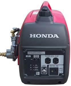Honda Eu200i Inverter Generator With Cmd Fuel System