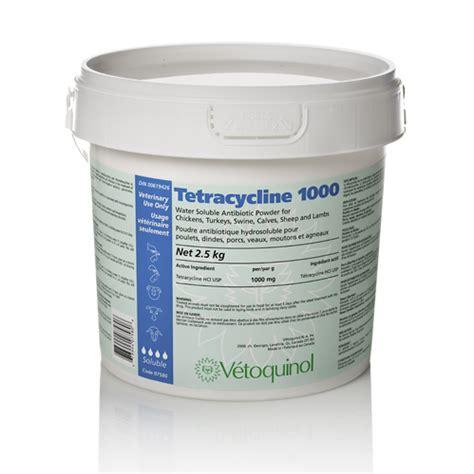 Obat Tetra Tetracycline Hcl tetracycline 1000 tetramed 1000 2 5kg