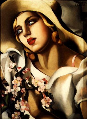 tamara de lempicka art tamara de lempicka polish artist with unique style