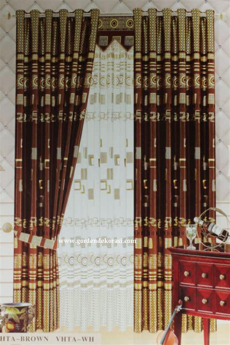 Gorden Pintu Murah Grosir Portula gorden mewah kain gorden blackout terbaru gorden dekorasi