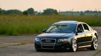 modified audi a4 fast car
