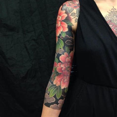japanese inspired tattoo designs 17 awesome sleeve designs for females sheideas