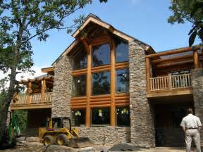 the log home floor plan bloglog home construction