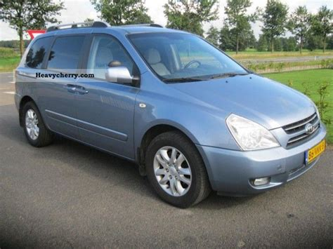 Kia Maker by Kia Carnival Bj 2002 Kia Maker With Pictures Page 4 Egr