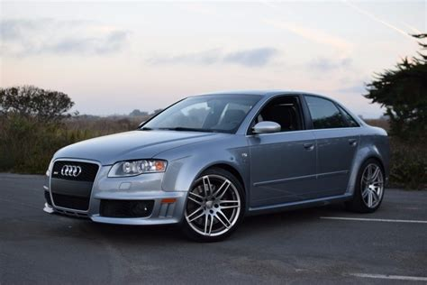 Rs4 Audi 2007 by 2007 Audi Rs4 For Sale On Bat Auctions Sold For 36 000