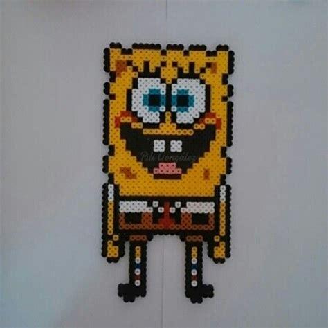 perler spongebob 28 best perler spongebob images on spongebob