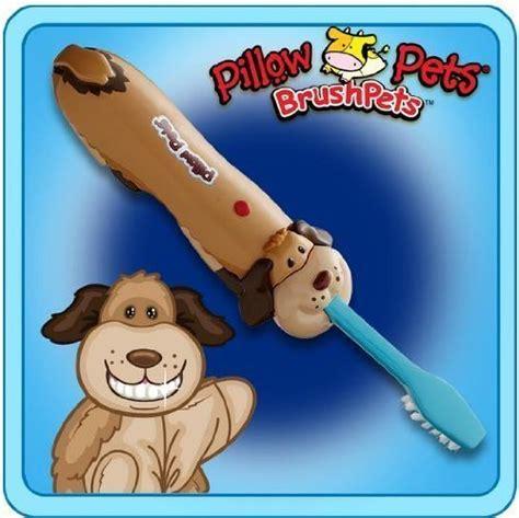 Pillow Pets Toothbrush by Pillow Pet Singing Toothbrush Brush Pets