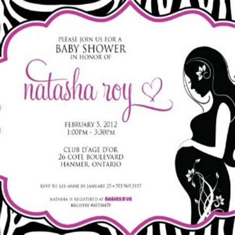 baby shower invitations with photo template free baby shower invitation templates check them out