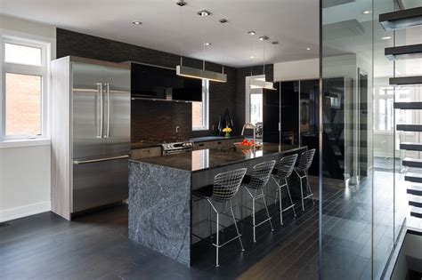 Kitchen Designers Ottawa Modern Town Home Kitchen By Astro Ottawa Contemporary Kitchen Ottawa By Astro Design Centre