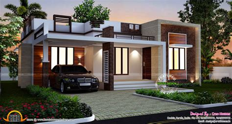 image of small house plans kerala small house plans with photos 2308
