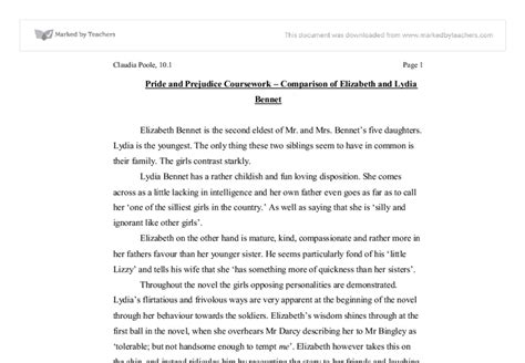 Expository Essay On Pride And Prejudice by Essay Prompts Pride And Prejudice
