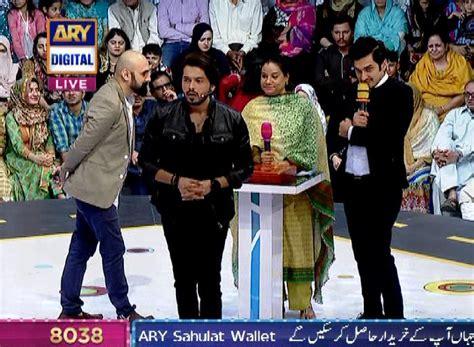 film nabi uzair jeeto pakistan 100th episode special with jalaibee cast