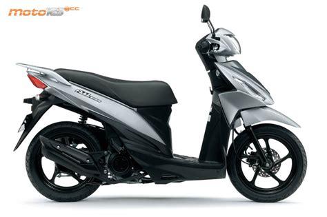 Suzuki Address 125 Novedades 2015 Intermot Suzuki Address 110 Moto 125 Cc