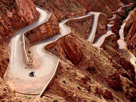 imagenes interesantes del mundo las 21 carreteras m 225 s interesantes y bellas del mundo para