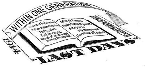 retrieving eternal generation books 1914 jehovah s witnesses and the watchtower s chronology