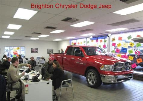 Brighton Chrysler Jeep by Brighton Chrysler Dodge Jeep Ram Car Dealership In