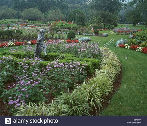Ringwood Botanical Garden Statues In A Garden New Jersey State Botanical Garden Ringwood Stock Photo Royalty Free Image
