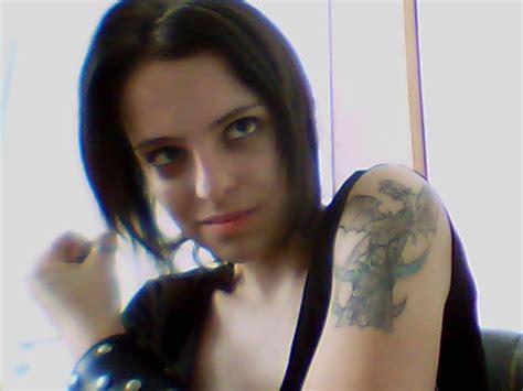 tattoo eyes white blue eyes white dragon tattoo by thebeww on deviantart