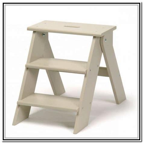 Wood Step Ladder Plans
