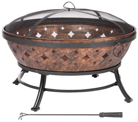 Backyard Creations 35 Quot Round Fire Pit At Menards 174