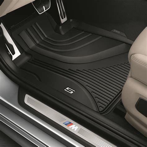 2013 Bmw X3 All Weather Floor Mats by Shopbmwusa Bmw All Weather Floor Mats