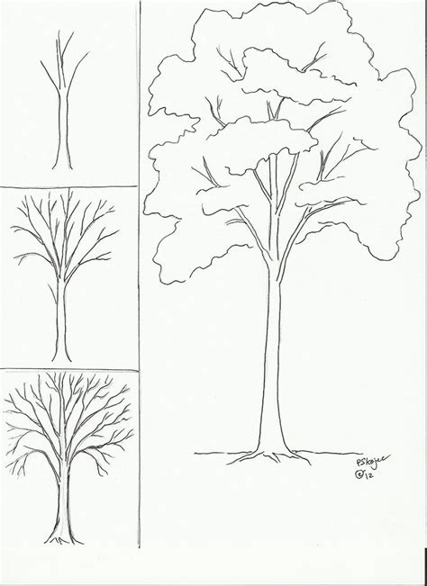 engineering drawing tree template 17 best images about houses barns trees landscape