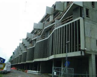 Moderne Fassaden 4179 by Geb 228 Udekomplex Quot Kameleon Quot Mit Dynamischer Klinkerf