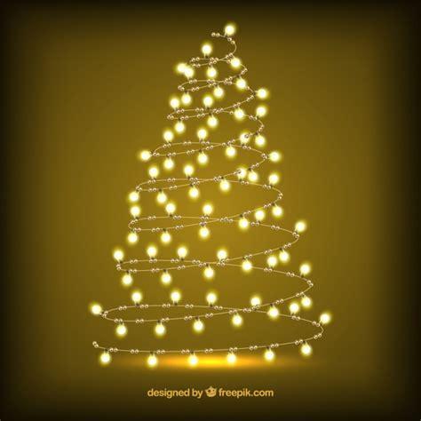 225 rbol de navidad hecho de luces brillantes descargar