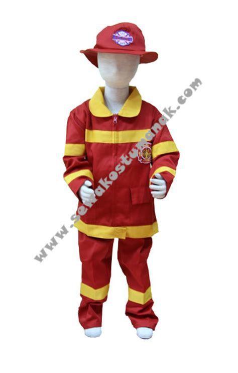 Masker Pemadam Kebakaran kostum pemadam kebakaran sewa kostum anak di jakarta