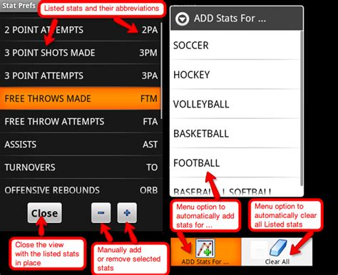 tutorial video player android scstats android step thru tutorial