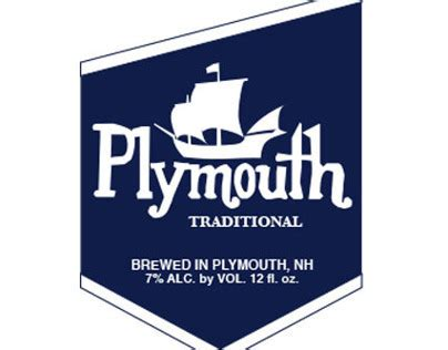 plymouth breweries plymouth brewery on behance