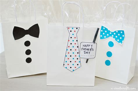gifts for fathers day s day gift bag printables u create